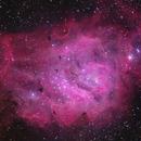 M8 - Lagoon Nebula,                                will