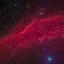 California Nebula in RGB,                                DeepSkyView