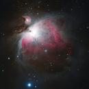 The Orion Nebula,                                Danny Flippo