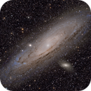 M31: Andromeda Galaxy,                                Gary Crawford