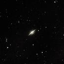 Messier 104: Sombrero Galaxy,                                Brendan Devine