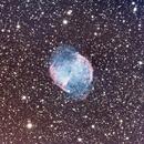 M27 - Dumbell Nebula,                                Rodolphe Goldsztejn
