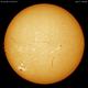 Solar disk in 19 Oct 2014,                                Jairo Amaral