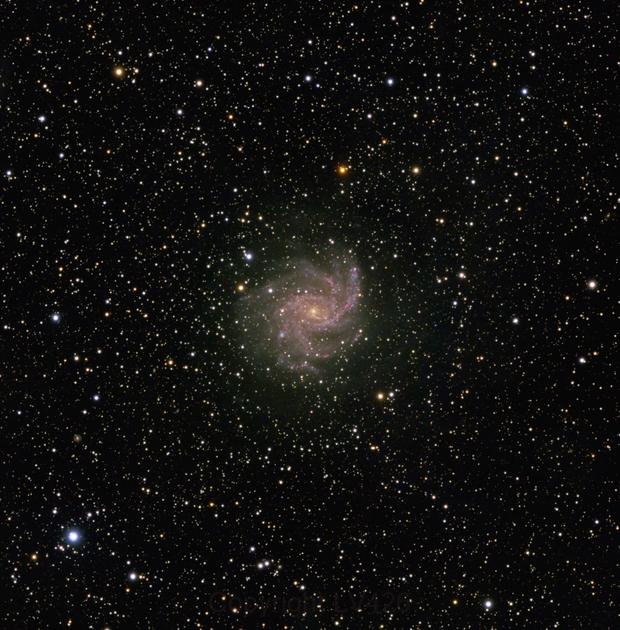 Fireworks Galaxy,                                LV426