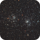 Double Cluster,                                Martin Lysomirski