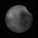 Partial solar eclipse Timelaps,                                pmneo