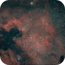 North American Nebula,                                Aaron Hakala