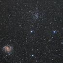 NGC 6946,                                zoyah