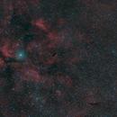Diffuse nebula in center Cygnus,                                Yuichi Kawamoto