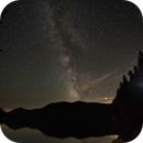 Milky Way over Mt. Hood,                                Mark Striebeck