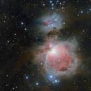 Orion Nebula 2017,                                Mikel Castander