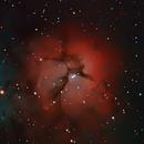 Nebulosa Trifida,                                francopanetta