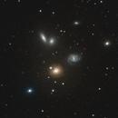 NGC5371 &  Hickson HCG68,                                Pyrasanth