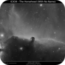 IC 434 - The Horsehead (With No name),                                Brice Blanc