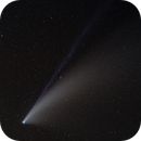 Comet NEOWISE July 22, 2020,                                Alex Roberts
