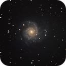 M74 galaxy, unguided.,                                Juan Pablo (Obser...