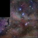 IC348 - Now a 3 Panel Mosaic,                                Scott