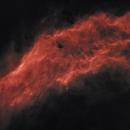 New version NGC1499 California Nebula starless,                                MayJ