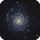 NGC 3938 in Ursa Major,                                rhedden