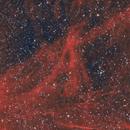 Sh2 96 H-alpha and RGB (The Scarlet Letter?),                                jerryyyyy