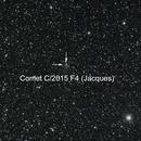 Comet C/2015 F4 (Jacques),                                Stan McQueen