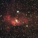 NGC 7635 - Bubble Nebula,                                jhanson