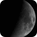Moon -  06/12/2016 with deep sky CCD,                                Le Mouellic Guillaume