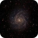 IC342 The Hidden Galaxy,                                Shannon Calvert