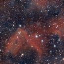 Sh2-278 Nebula,                                Giuseppe Bertaglia