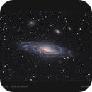 The Deerlick group NGC7331,                                Anis Abdul