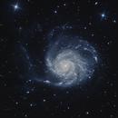 M101 Pinwheel-Galaxy,                                Arne Stocker