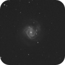 SN2020 jfo Typ II in M61,                                antares47110815