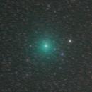 Comet 252P/LINEAR:  13 APR 16,                                Jan Curtis