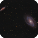 M81 and M82,                                Russell McKenzie