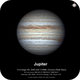 Jupiter 14th February 2020,                                Niall MacNeill