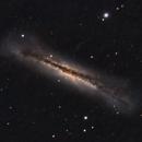 NGC3628 - A work in progress,                                Pyrasanth