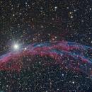 NGC 6960 (Dentelles du cygne),                                mario_hebert