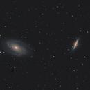 M81 & M82, First light Atik314L,                                Sören Ottenhof