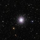 M13 -  The Great Globular Cluster in Hercules,                                Michael Lewis
