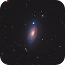 M63 Sunflower galaxy,                                Artūras Medvedevas