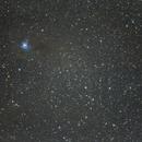 The Iris Nebula,                                Aaron Hakala