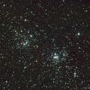 NGC884/NGC869,                                Bill Wang