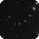 Markarian's Chain with Messier 87 and Messier 88,                                Anthony Quintile