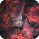 Eta Carinae Nebula - NGC 3372,                                Delberson