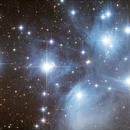 M45  Pleiades or Seven Sisters,                                Ruslan