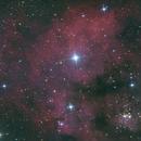 NGC 7822,                                CCDMike