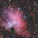 Eagle Nebula,                                RCompassi