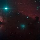 The horse head nebula and the flame Nebula,                                Artem Litvinenko