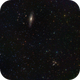 NGC 7331, Deer Lick Group, Stephan's Quintet,                                Kathy Walker