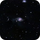 NGC3718 galaxy,                                Matteo Mooren